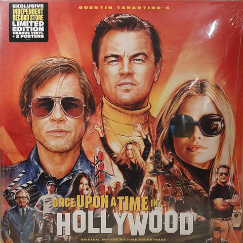 OST - Once Upon A Time In Hollywood (Limited Edition)