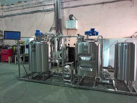 пивоварня 100 литров