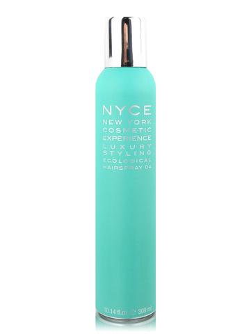 NYCE  Лак для волос экологичный сильной фиксации 04 Luxury Styling Ecological Hair Spray 300 мл
