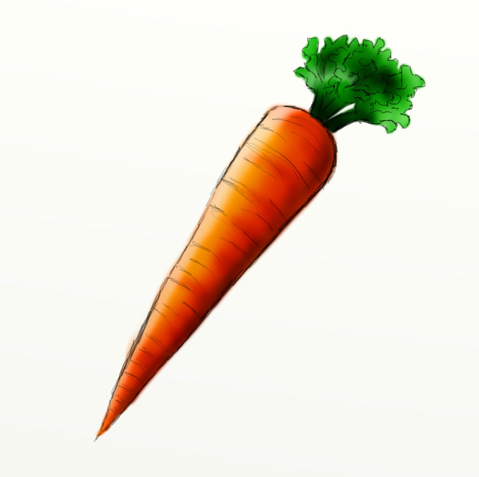 Морковь, 1кг