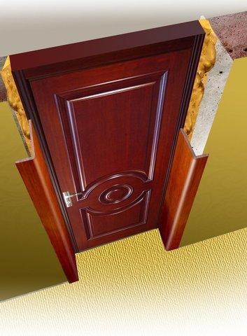 Образец : Дверные доборы