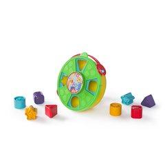 Bright Starts Развивающая игрушка 4 в 1