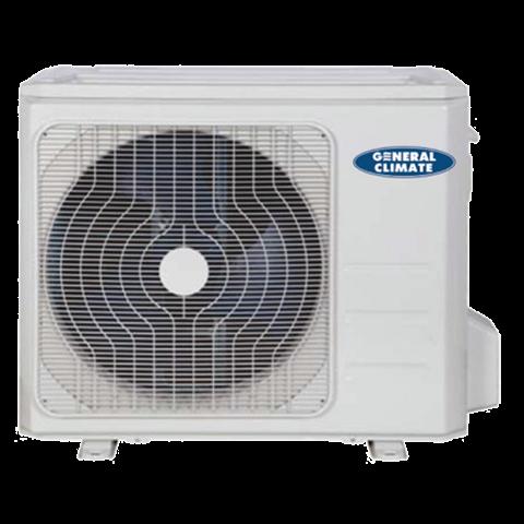 Кассетный кондиционер General Climate GC/GU-4C12HRN1 (compact)