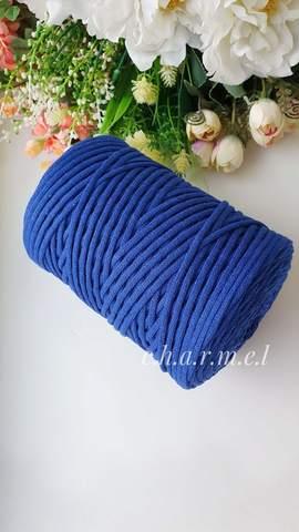 Синий Лайт Хлопковый шнур