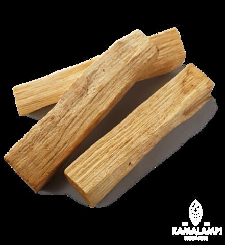 Палочки ароматические дерева Пало Санто Kamalampi, 3 штуки
