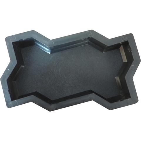 Форма д/брусчатки Волна шагрень 237х103х60