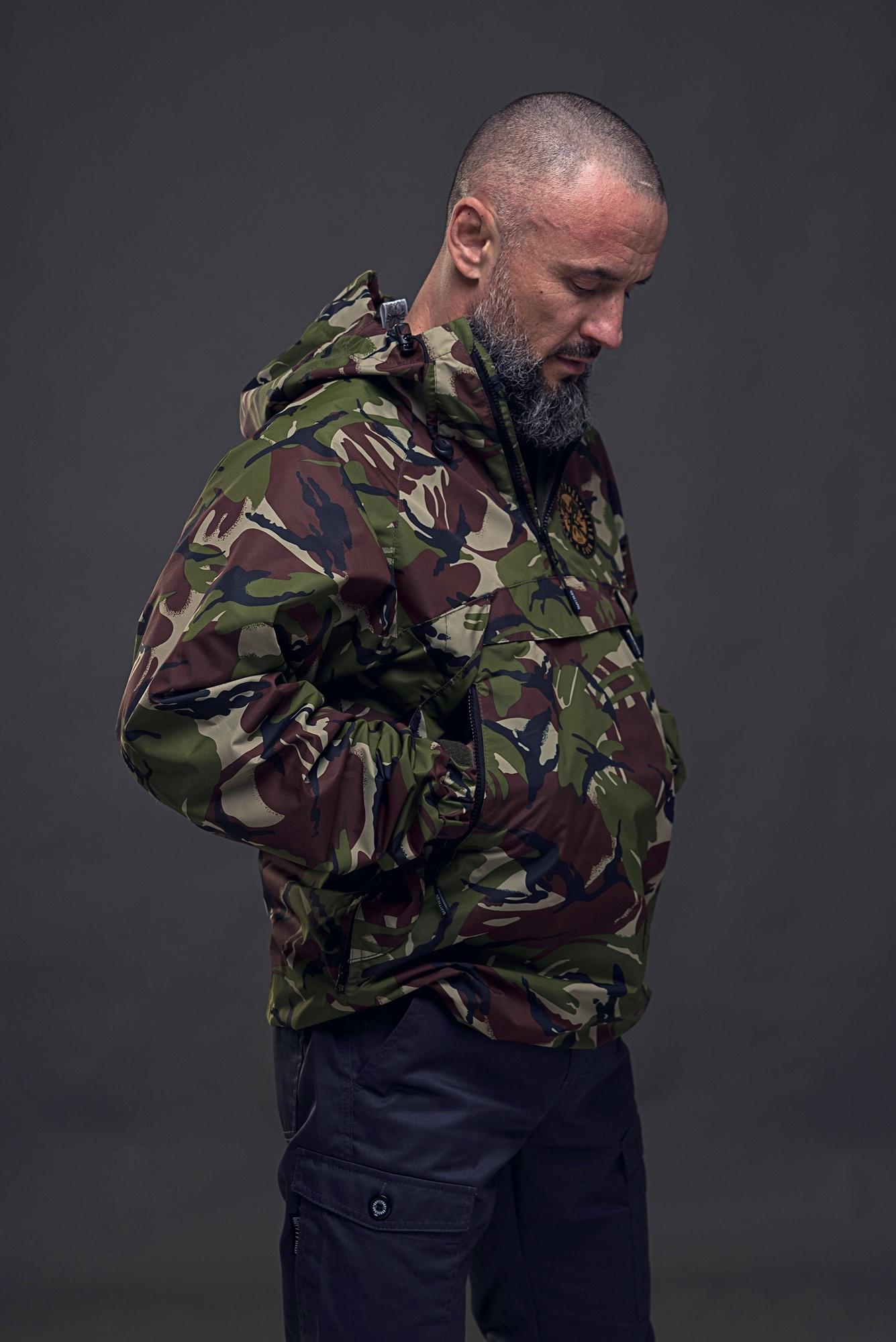 Купить модный Анорак Варгградъ DPM в интернет-магазине