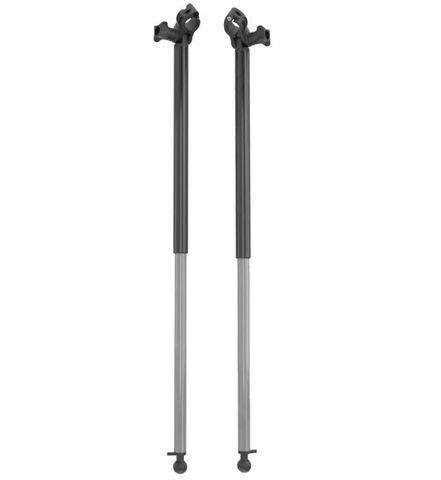 Телескопические распорки для держателя экшн-камеры Lg400, черный
