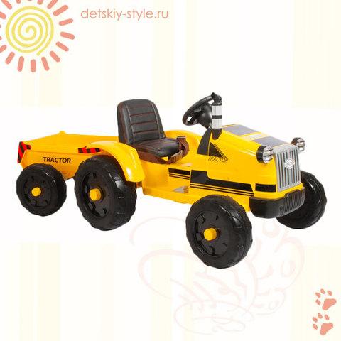 Трактор с прицепом TR 55