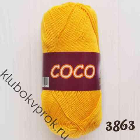 COCO VITA COTTON 3863, Желтый