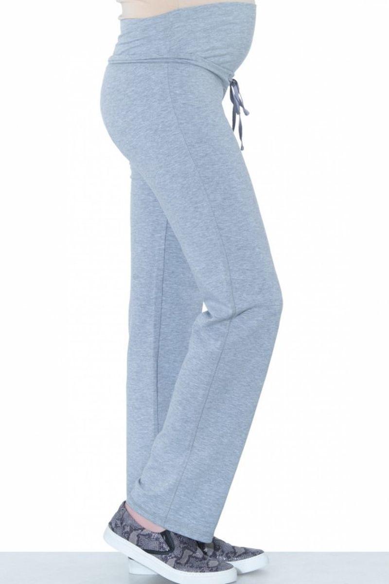 Брюки для беременных 02702 серый