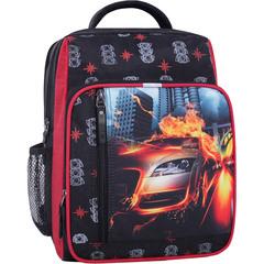 Рюкзак школьный Bagland Школьник 8 л. черный 500 (00112702)