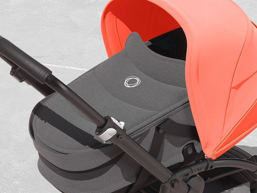 Люлька-переноска Bugaboo Bee5 bassinet complete Coral