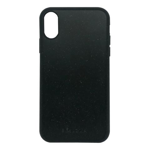 Чехол SOLOMA для телефона iPhone XR Уголь