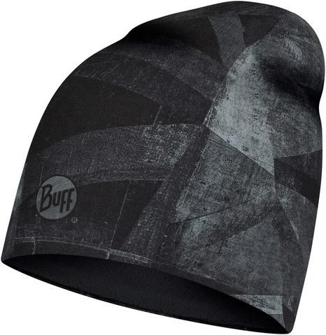 Тонкая флисовая шапочка Buff Hat Polar Microfiber Geoline Grey фото 1
