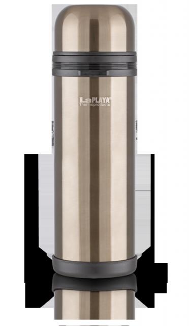 Термос универсальный (для еды и напитков) LaPlaya Traditional (1,8 литра), оливковый