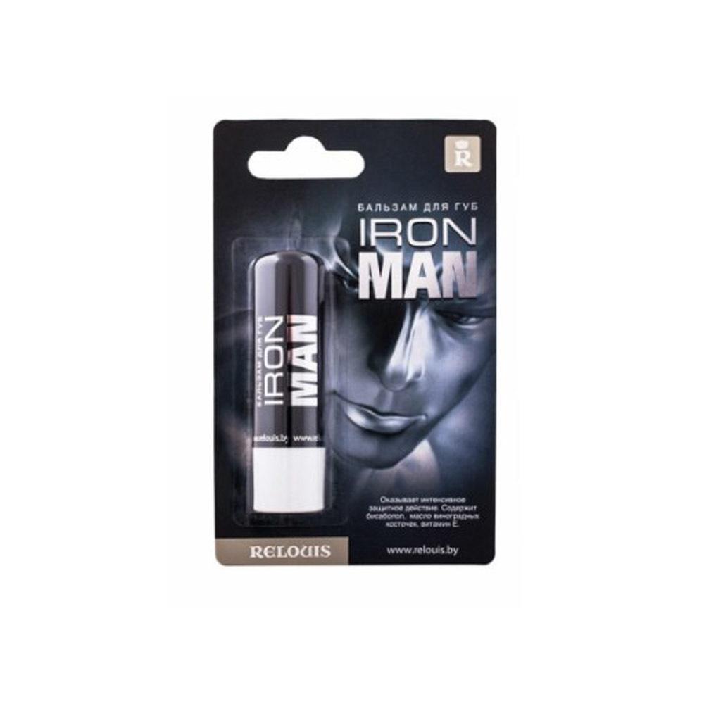 Бальзам для губ Iron Man