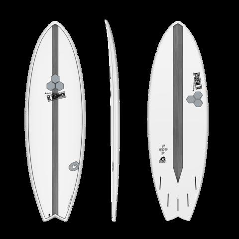 TORQ Channel Islands X-Lite PodMod 6'6