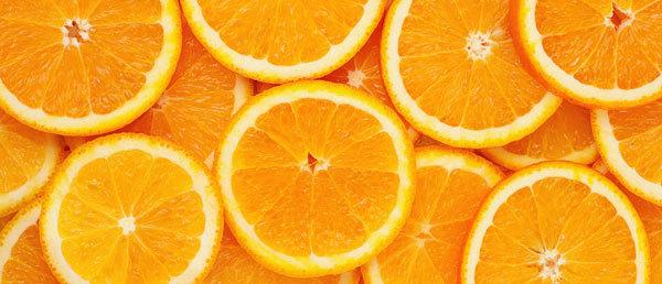Водорастворимая бумага Модульный апельсин