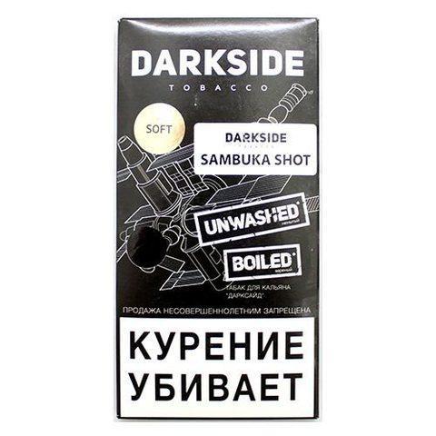 Табак для кальяна Dark Side Soft 250 гр. Sambuka Shot.
