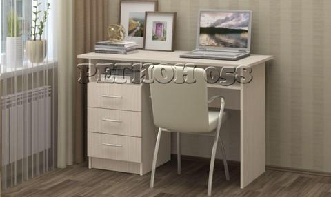 Стол письменный ПС-02 (с ящиками), белфорт