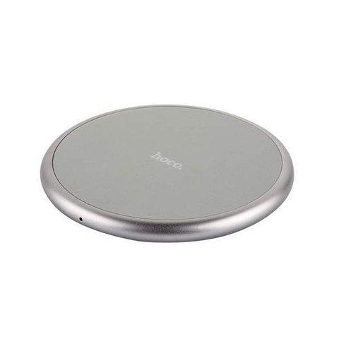 Hoco / Беспроводное зарядное устройство qi CW3 | серый