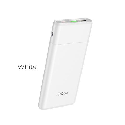 Портативный аккумулятор HOCO J58 Cosmo 10000 мАч (Белый)