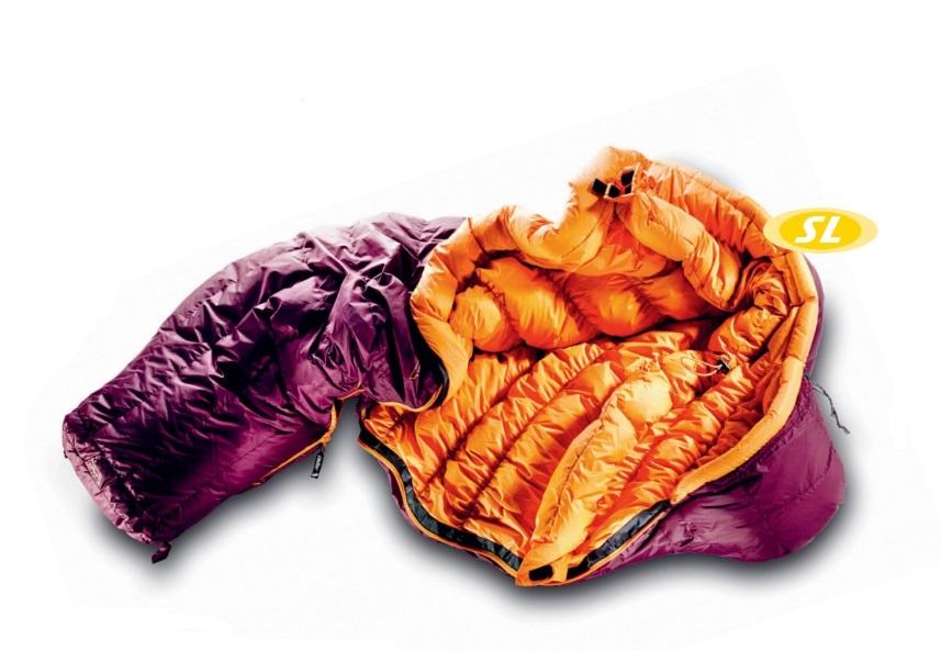 Пуховые спальники Спальник пуховый женский Deuter Astro Pro 600 - SL (-10°C) astro_pro_400_sl.jpg