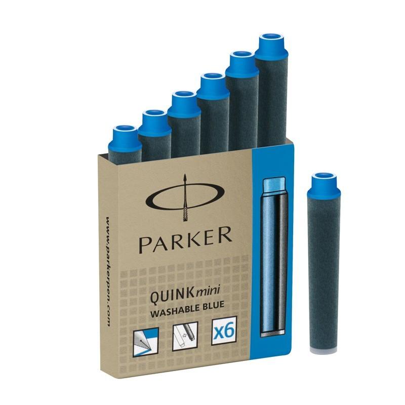 Parker QUINK mini Z17 Washable Blue (S0767240)