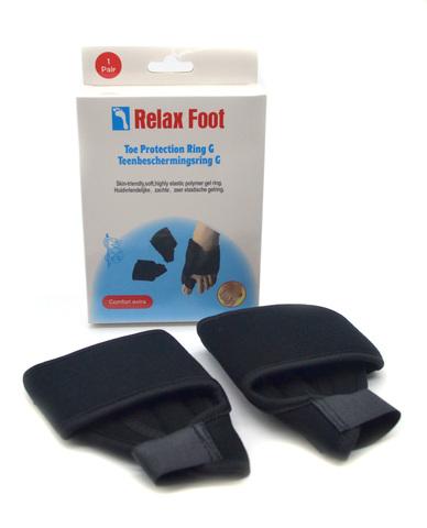 Фиксатор для большого пальца стопы Relax Foot (1 пара)