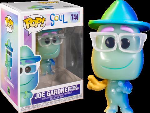 Joe Gardner (Soul Wold)Funko POP! Vinyl Figure || Джо Гарднер в мире Душ