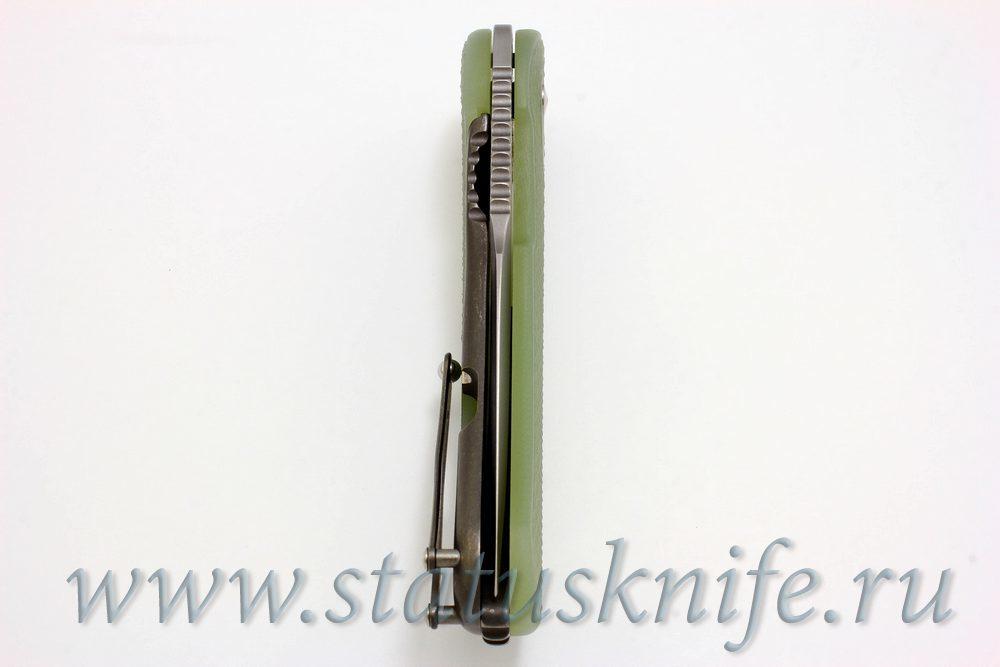Нож Todd Begg Custom Field Grade Bodega - фотография