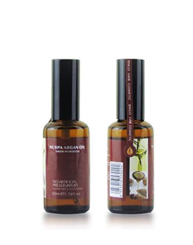 Масло арганы для волос, Argan Oil from Morocco Nuspa, 50мл