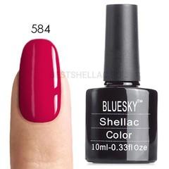 Гель-лак Bluesky № 40584/80584 Rose Brocade, 10 мл