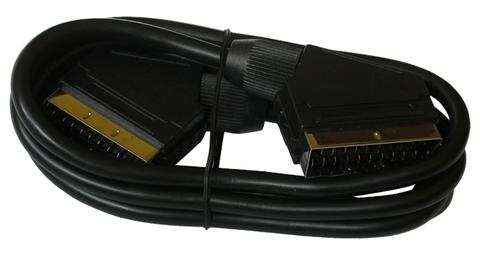 Кабель scart - scart скарт - скарт Plug 21 pin 1,5 м