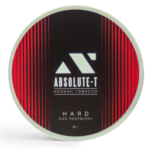Табак Absolute-T Hard 20гр Don Raspberry