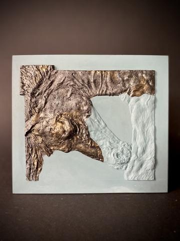 Панно из литьевого камня TRAKENEN (200х225) А3/100