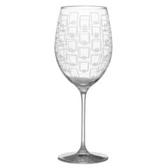 Набор бокалов для вина, 6 шт, «Wintime», «Гранд микс», фото 1