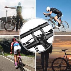 Кронштейн удлиненный на велосипедный руль