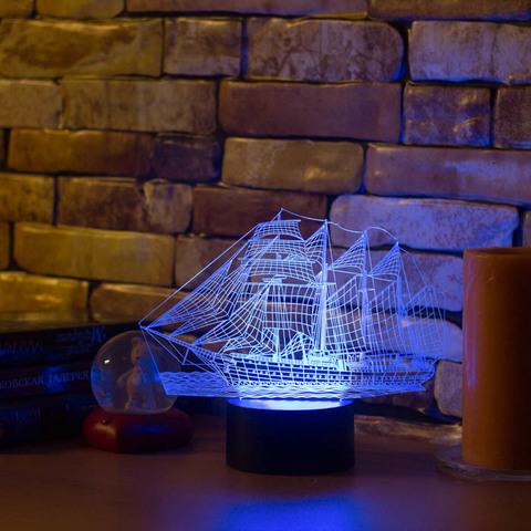 Лампа Парусник