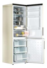 Холодильник HAIER C2F637CCG (2.0 m ,кремовый )