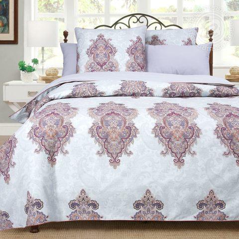 Комплект постельного белья семейный Велюр Карлос