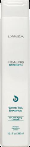 Healing Strength White Tea Shampoo -укрепляющий шампунь с белым чаем 300 мл