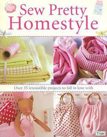 9780715327494 - Sew pretty homestyle