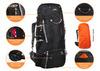 Картинка рюкзак туристический Trek Planet Colorado 100 черный - 3