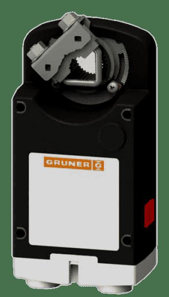 Gruner 363C-024-40 электропривод с моментом вращения 40 Нм