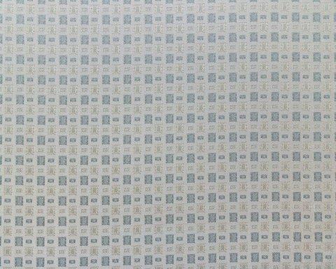 Портьерная ткань в современном стиле Хайп голубой