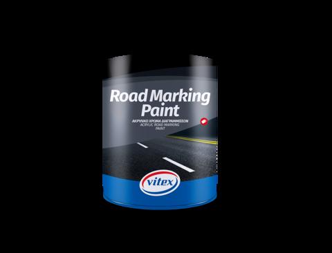 Быстровысыхающая акриловая краска для дороги, парковки и маркировки Road Marking Paint