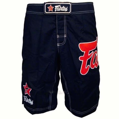 Шорты Fairtex Boardshorts AB1 Royal Black