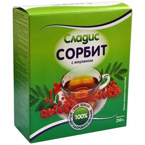 Сорбит СЛАДИС 250 гр Арком РОССИЯ
